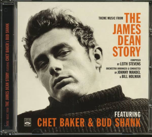 Theme Music From The James Dean Story (CD)