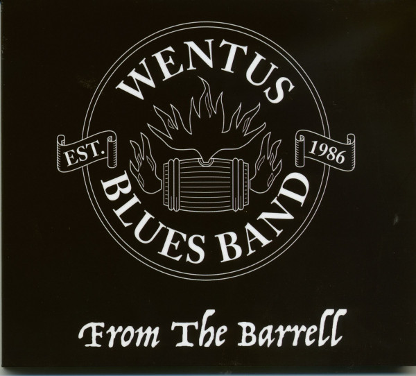 From The Barrell (CD)