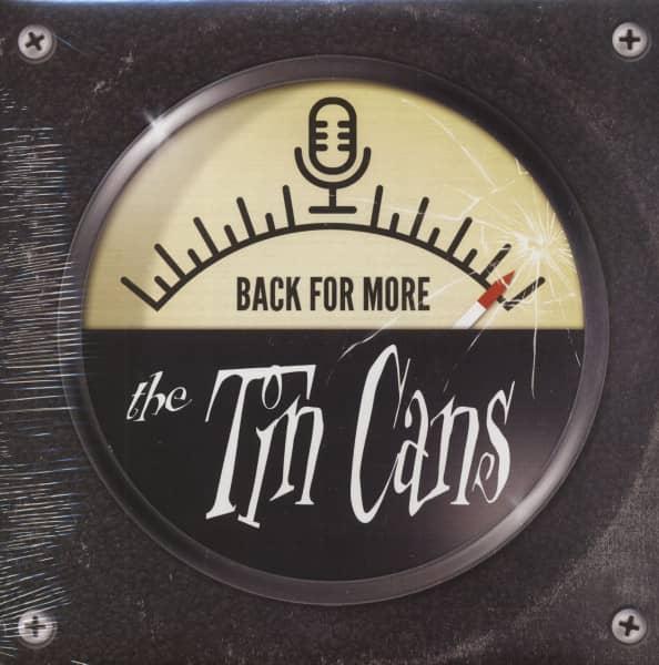 Back For More (LP)
