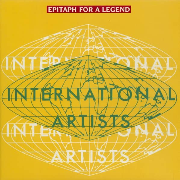 Epitaph For A Legend - International Artists (LP)