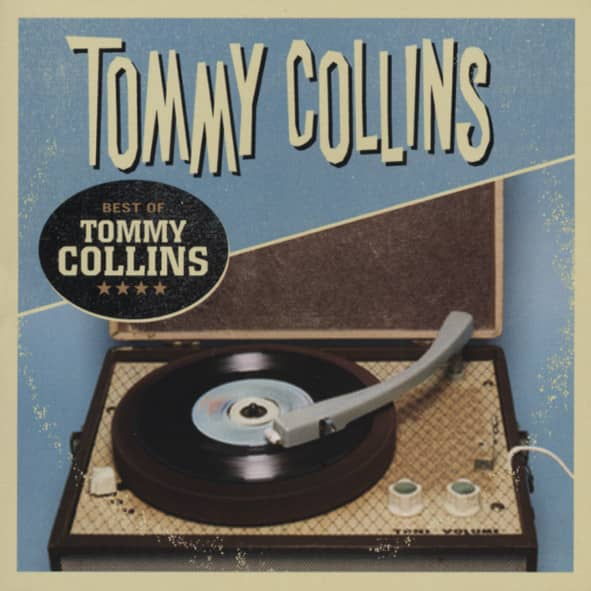 Best Of Tommy Collins (re-recordings)