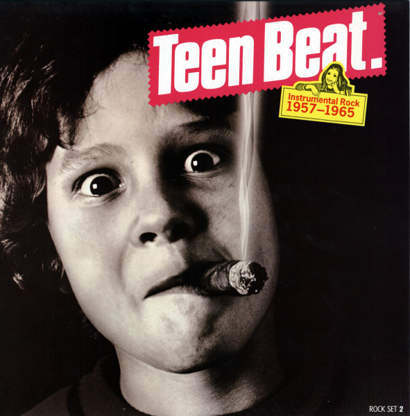 Teen Beat - Instrumental Rock 1957-1965 (LP)