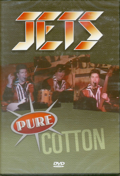 Pure Cotton - Live At The Rockabilly Jamboree (DVD)