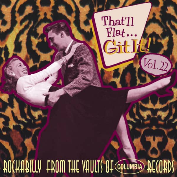 Vol.22 - Rockabilly From The Vaults Of Columbia Records (CD)