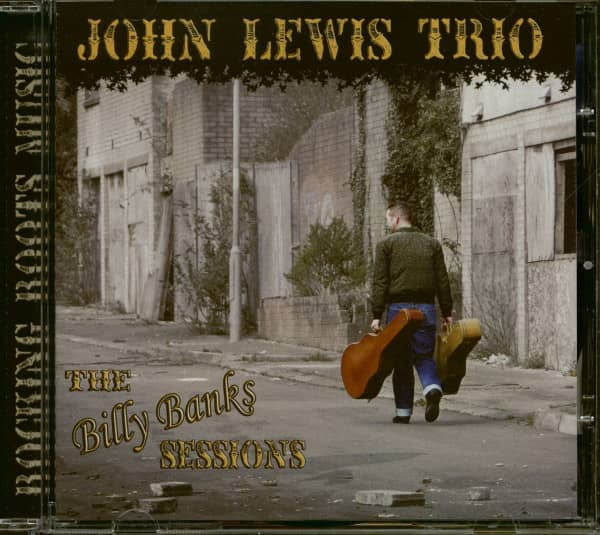 John Lewis Trio - The Billy Banks Sessions (CD)