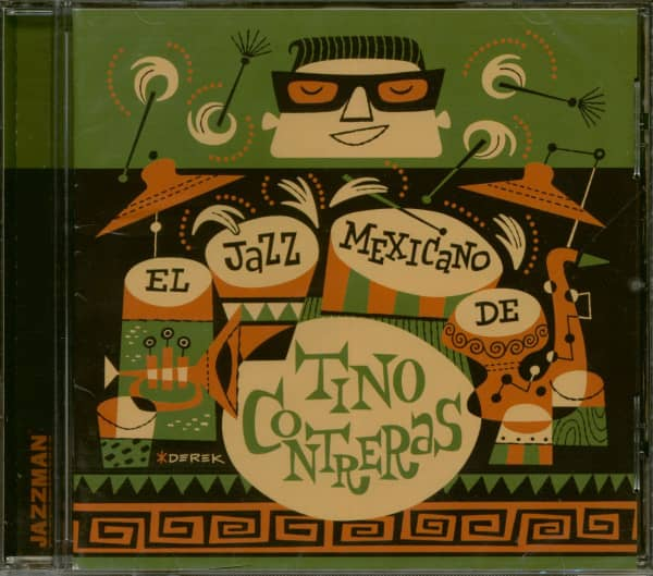 El Jazz Mexicano De Tino Contreras (CD)