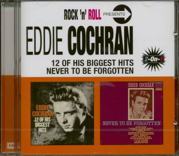 12 Of His Biggest Hits - Never To Be Forgotten (CD)