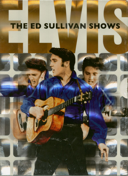 The Ed Sullivan Shows (3-DVD) Deluxe Edition