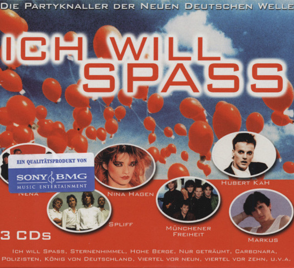 Ich will Spass 3-CD