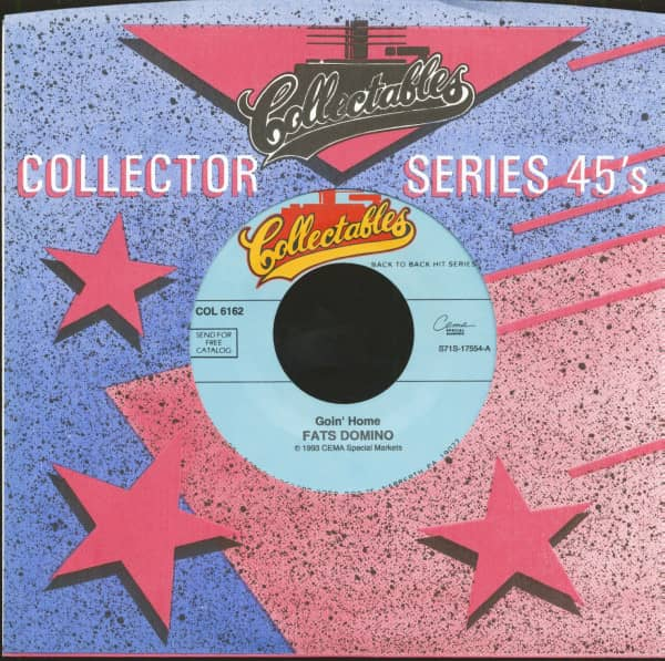 Goin' Home - I'm Gonna Be A Wheel Someday (7inch, 45rpm)