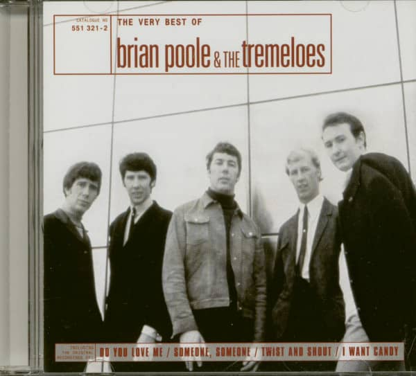 The World Of Brian Poole & The Tremeloes (CD)