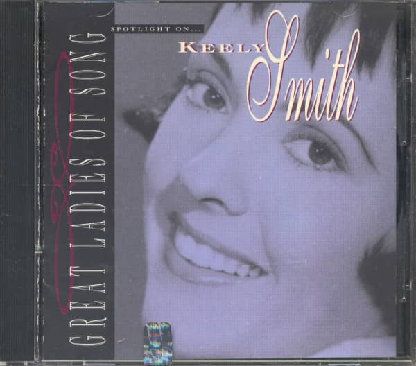 Great Ladies Of Song - Spotlight On Keely Smith (CD)