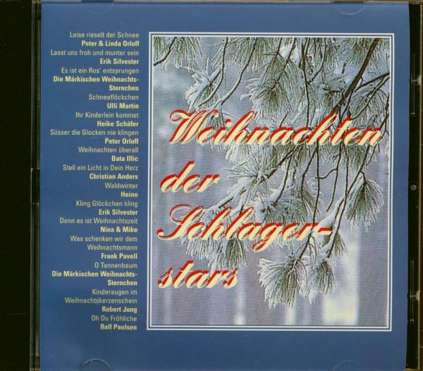 Weihnachten Der Schlagerstars (CD)
