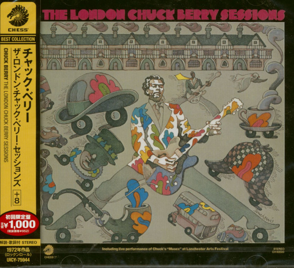 The London Chuck Berry Session (Japan CD)