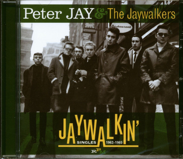 Jaywalkin' - The Singles 1962-1965 (CD)