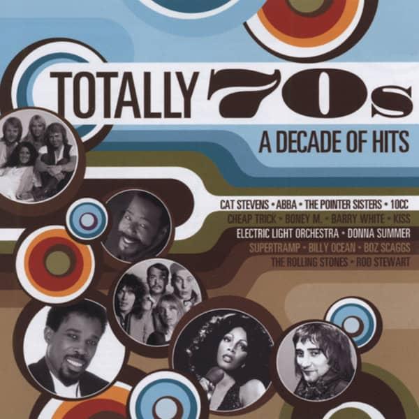 Totally 70s (3-CD)