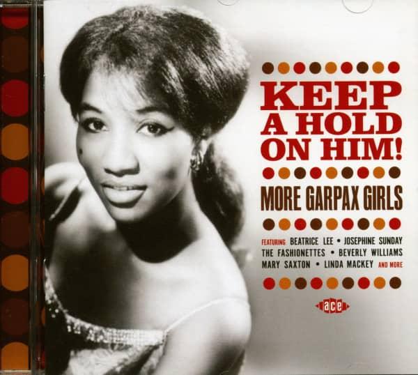 Keep A Hold Him - More Garpax Girls (CD)
