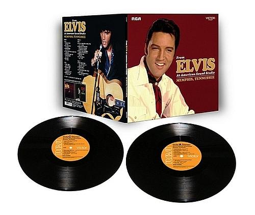 Elvis At American Sound, Memphis Tennessee (2x180g Vinyl Ltd.)