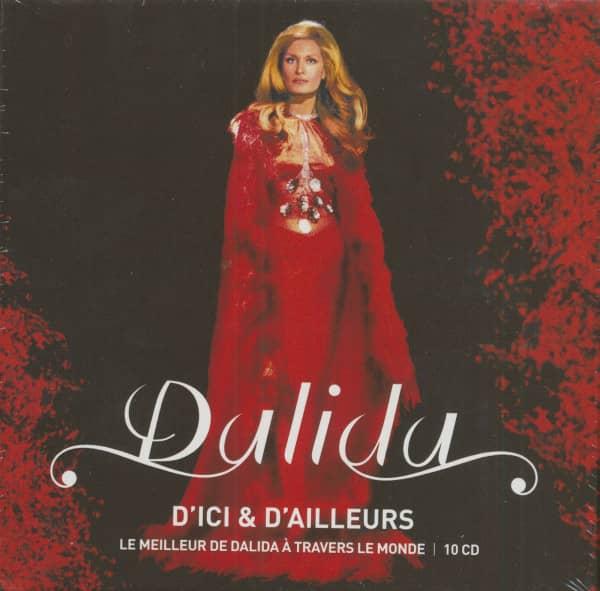 D'ici & D'ailleurs - Le Meilleur De Dalida A Travers Le Monde