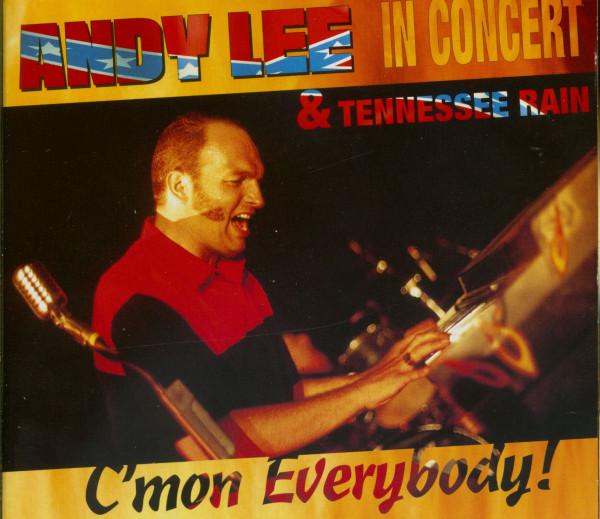 C'mon Everybody - In Concert (CD)