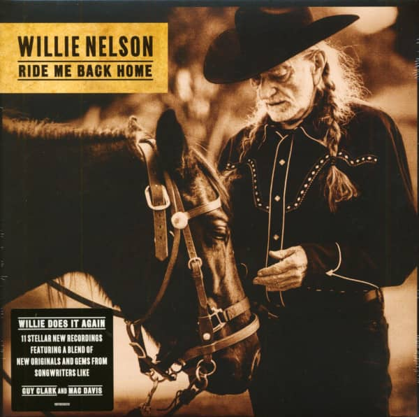 Ride Me Back Home (LP)