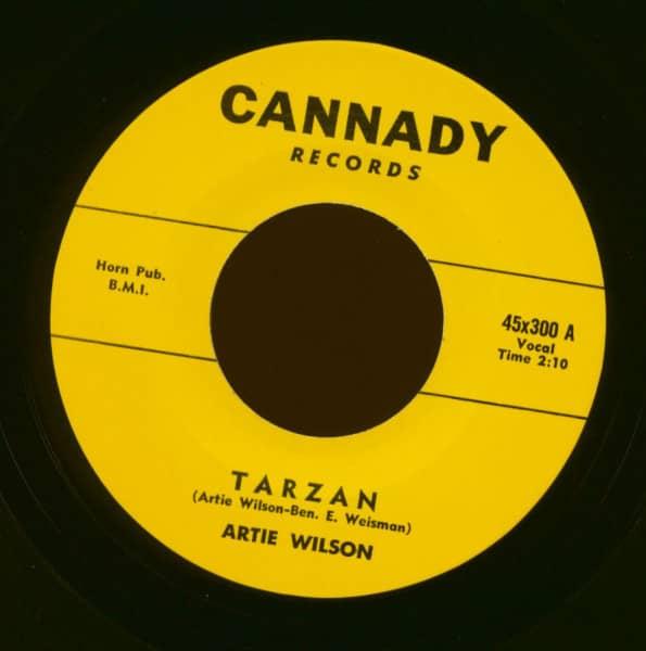 Tarzan - Marleen (7inch, 45rpm)