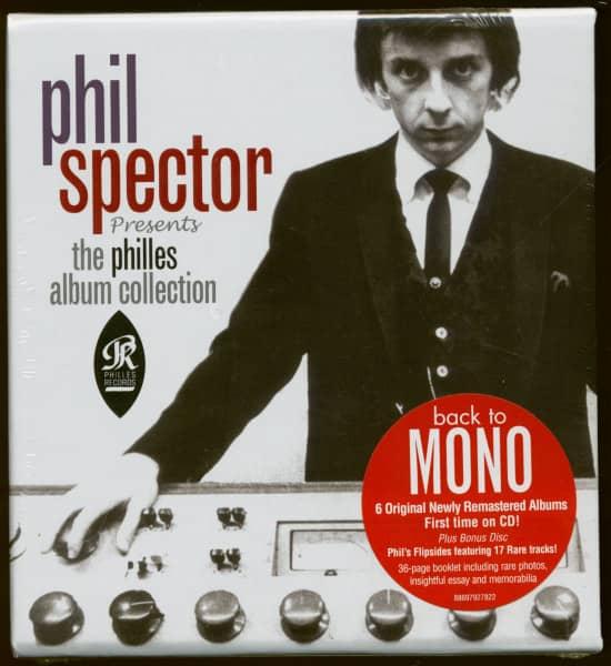 The Philles Album Collection (7-CD) EU