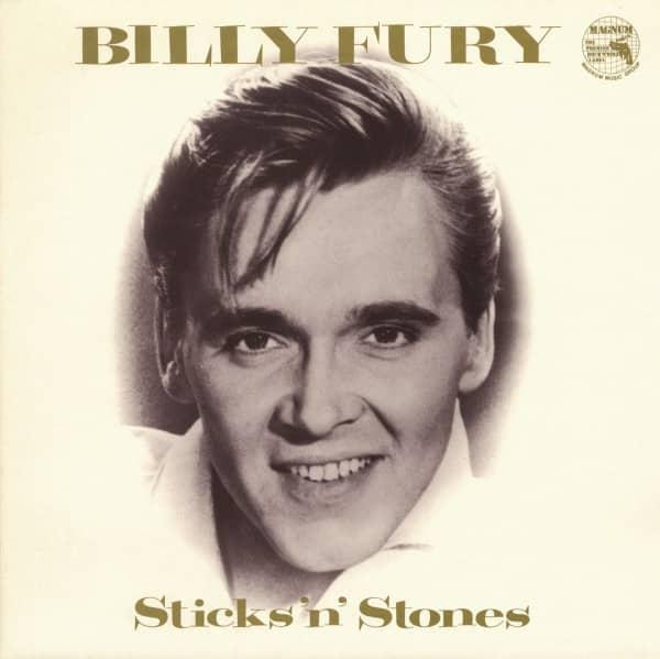 Sticks 'n' Stones (LP)