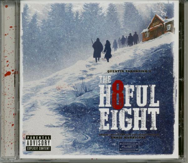 Quentin Tarantino's The Hateful Eight (CD)