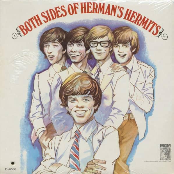 Both Sides Of Herman's Hermits (LP)