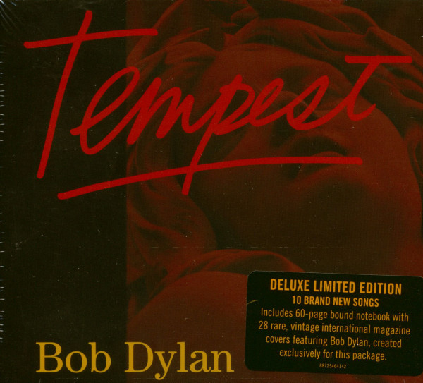 Tempest (Deluxe Edition) US (CD)