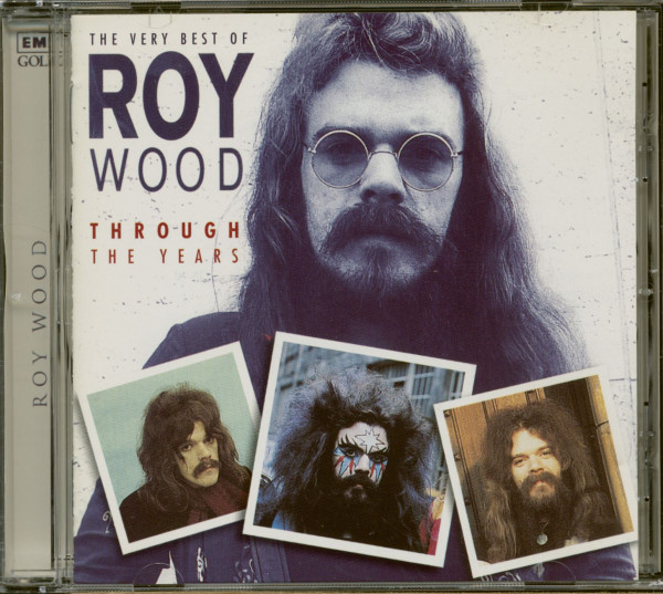 Very Best Of Roy Wood - Through The Years (CD)