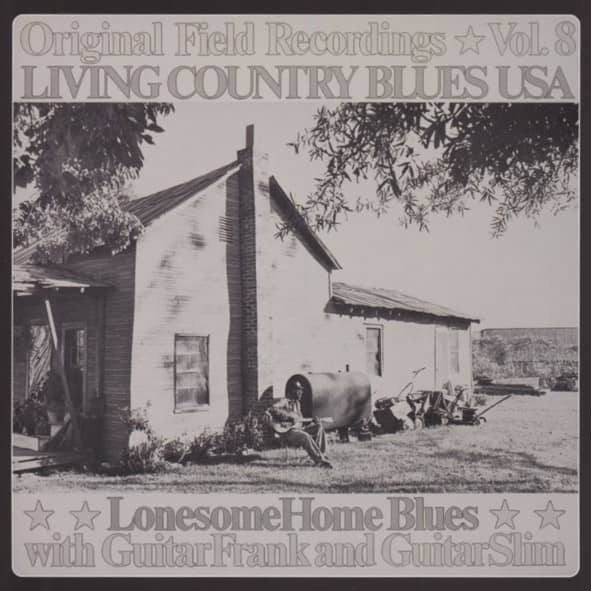 Living Country Blues USA Vol.08