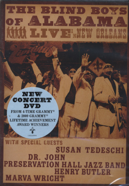 Live In New Orleans (0)