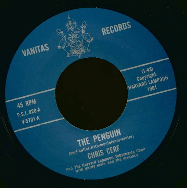 The Penguin - Fallout Filly (7inch, 45rpm)
