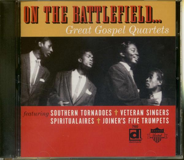 On The Battlefield ... - Great Gospel Quartet