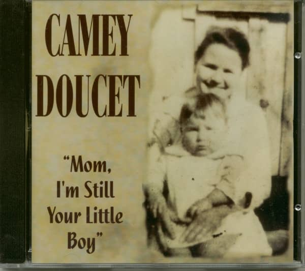 Mom I'm Still Your Little Boy (CD)