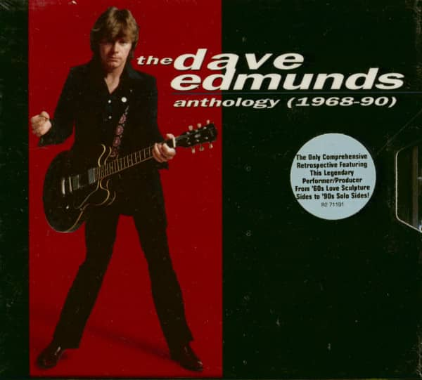 The Dave Edmunds Anthology 1968-1990 (2-CD)