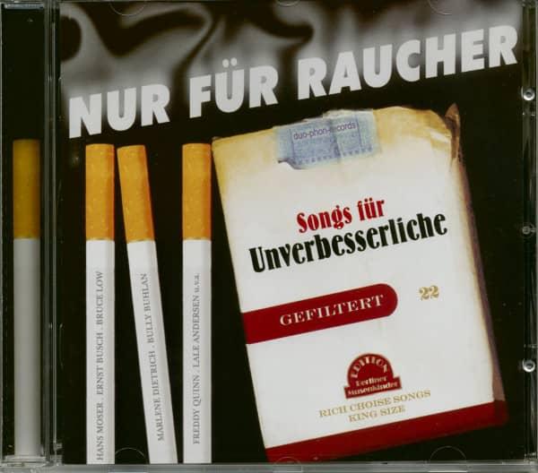 Nur für Raucher (CD)