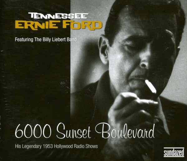 6000 Sunset Boulevard - 1953 Hollywood Radio (CD)