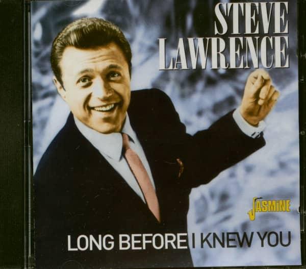 Long Before I Knew (CD)