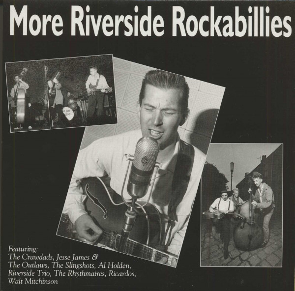 More Riverside Rockabillies (LP, 10inch)