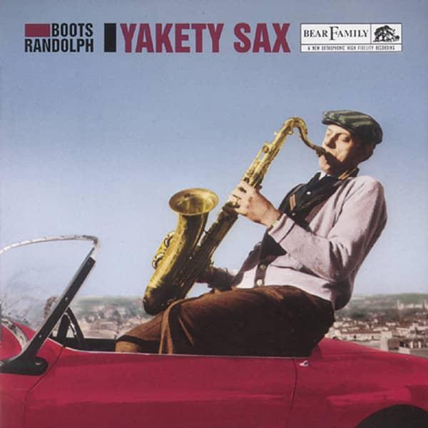 Yakety Sax (CD)