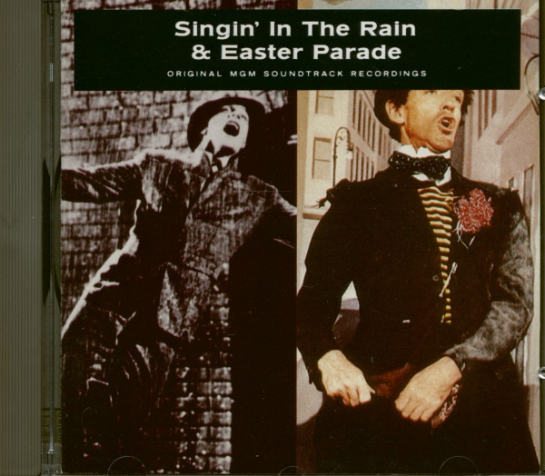 Singin' In The Rain & Easter Parade (CD)