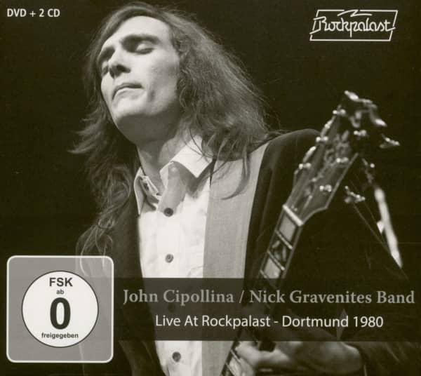Live At Rockpalast - Dortmund 1980 (2-CD & DVD)