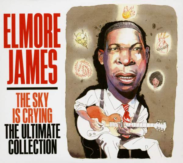The Sky Is Crying - The Ultimate Collection (3-CD)