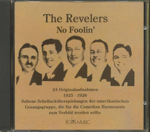 No Foolin' - 1925-26 (CD)