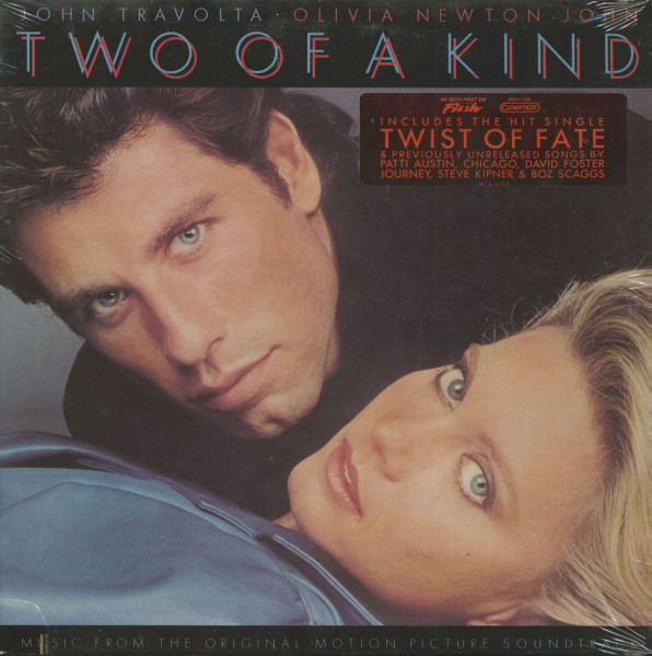 Two Of A Kind - Soundtrack (LP)