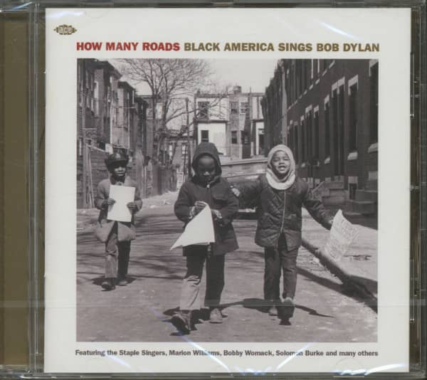 How Many Roads - Black America Sings Bob Dylan