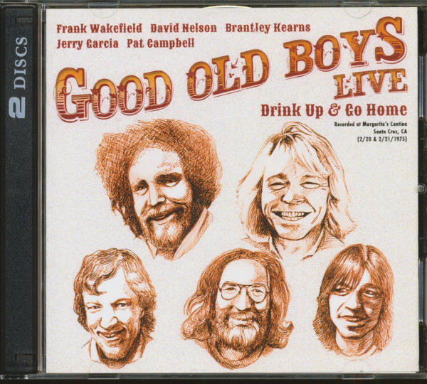 Good Old Boys Live (2-CD)
